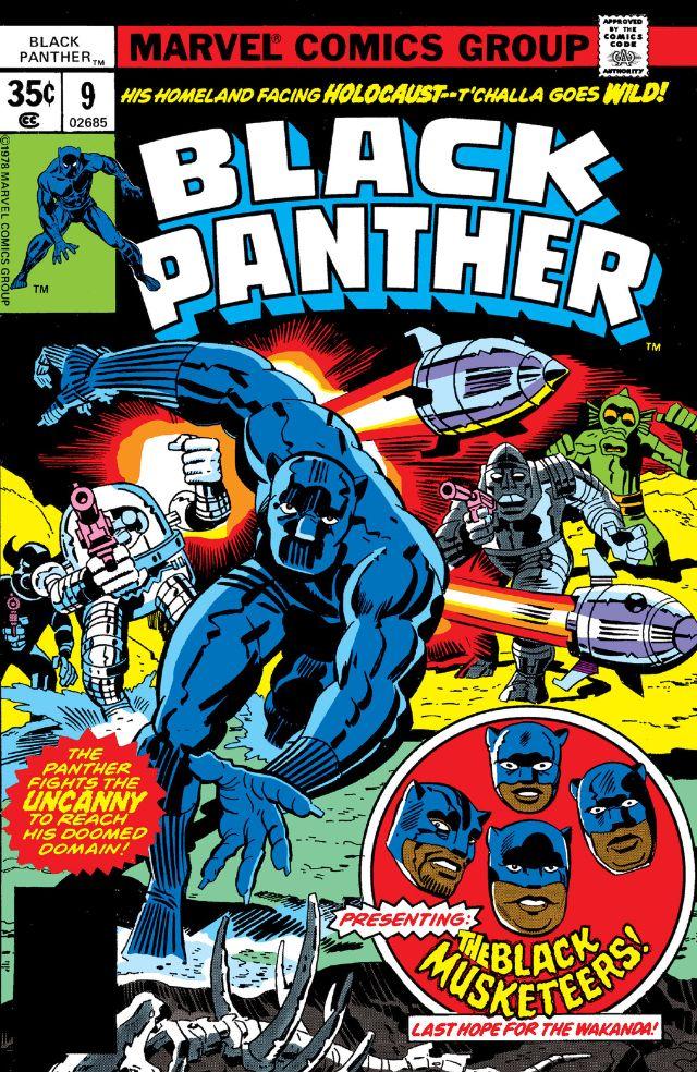 Black Panther Vol 1 9