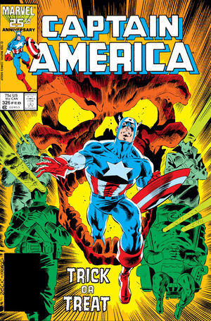 Captain America Vol 1 326