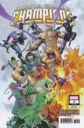 Champions Vol 3 4 Asgardian Variant