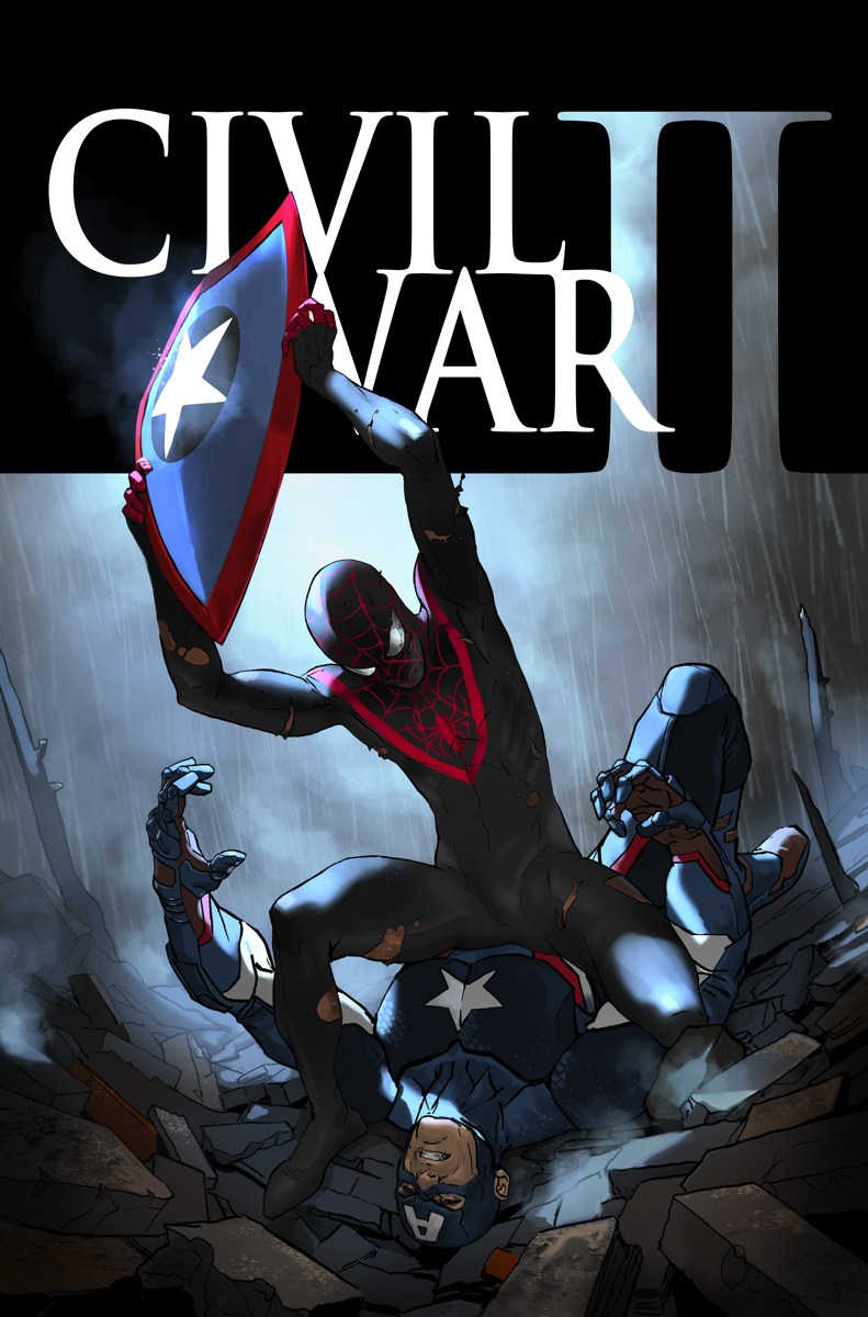 Civil War II Vol 1 6 Textless.jpg