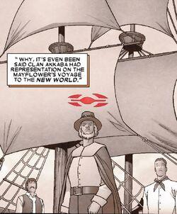 Clan Akkaba (Earth-616) from X-Men Apocalypse vs. Dracula Vol 1 1 004