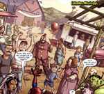 Columbus (Mississippi) from Marvel Adventures The Avengers Vol 1 27 0001