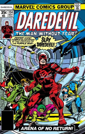 Daredevil Vol 1 154