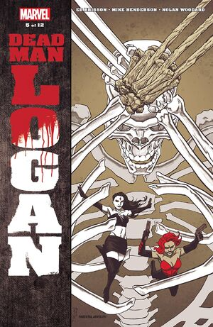Dead Man Logan Vol 1 5