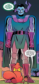 Doctor Doomactus (Warp World) (Earth-616) from Infinity Wars Infinity Warps Vol 1 1 001