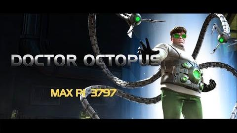 Doctor Octopus Special Moves Marvel Contest of Champions