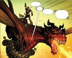 Dragons of Klarn from Spider-ManDeadpool Vol 1 13 0001