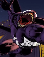 Edward Brock Jr. (Earth-TRN005) and Venom (Symbiote) (Earth-TRN005) from Ultimate Spider-Man (video game) 002
