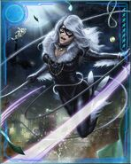 Felicia Hardy (Earth-616) from Marvel War of Heroes 004