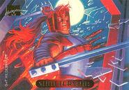 Gaveedra Seven (Mojoverse) from Marvel Masterpieces Trading Cards 1994 Set 0001