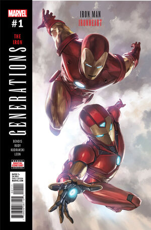 Generations Iron Man & Ironheart Vol 1 1