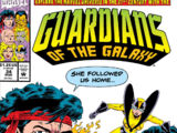 Guardians of the Galaxy Vol 1 34