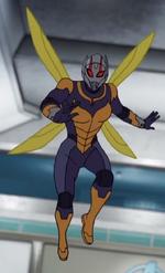 Hope Van Dyne (Earth-12041) from Marvel's Avengers Assemble 001