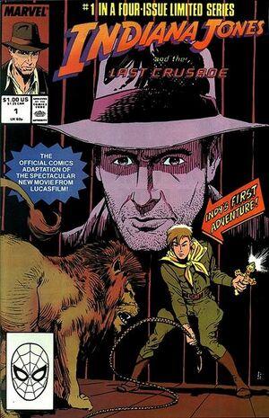 Indiana Jones and the Last Crusade Vol 2 1