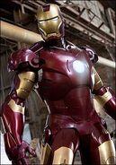 Iron Man Armor MK III (Earth-199999) from Iron Man (film) 001