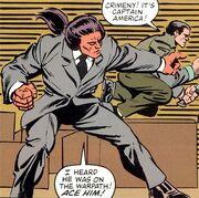 Joe Carson (Earth-616) from Marvel Fanfare Vol 1 18