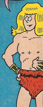 Kevin Plunder (Earth-77640) from Marvel Age Vol 1 40 0001