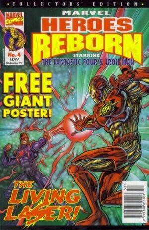 Marvel Heroes Reborn Vol 1 4