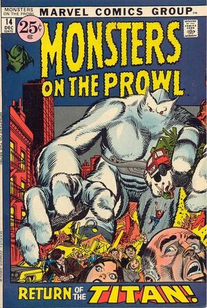 Monsters on the Prowl Vol 1 14