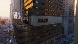 Rand Corporation (Earth-1048) on Marvel's Spider-Man (video game) 001