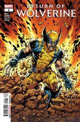 Return of Wolverine Vol 1 1