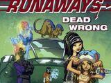 Runaways TPB Vol 3