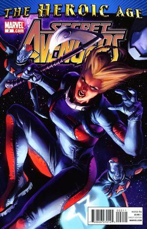 Secret Avengers Vol 1 2