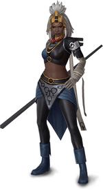 Shuri (Earth-TRN012) from Marvel Future Fight 003