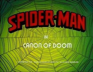 Spider-Man (1981 animated series) Season 1 17