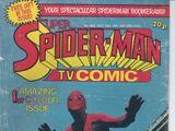 Super Spider-Man TV Comic Vol 1