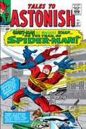 Tales to Astonish Vol 1 57