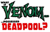Venom Deadpool What If Vol 1 Logo