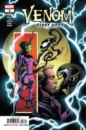 Venom First Host Vol 1 3