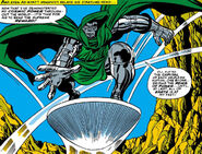 Victor von Doom (Earth-616) from Fantastic Four Vol 1 60 0001