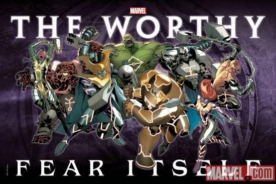 Worthy (Earth-616) from Fear Itself Promo 0001