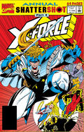 X-Force Annual Vol 1 1