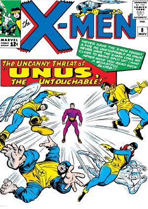 X-Men Vol 1 8