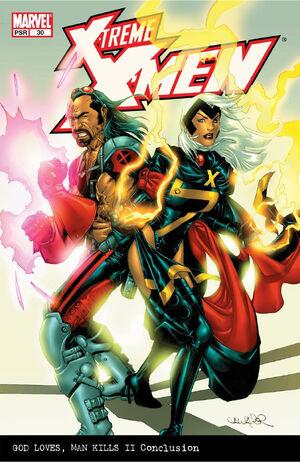 X-Treme X-Men Vol 1 30