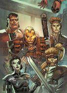 All-New X-Men Vol 2 3 Marvel'92 Variant Textless