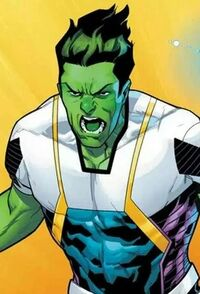 Amadeus Cho (Earth-616) from Champions Vol 2 22 cover 001