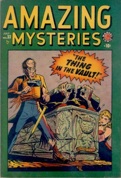 Amazing Mysteries Vol 1 33