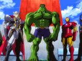Marvel Disk Wars: The Avengers Season 1 8