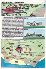 Avengers Compound from Official Handbook of the Marvel Universe Vol 2 1 001
