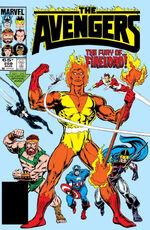 Avengers Vol 1 258