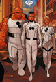 Benjamin Grimm (Earth-616) Reed Richards (Earth-616) Susan Storm (Earth-616) X-23 Vol 2 13.png