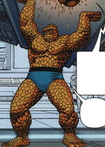 Benjamin Grimm (Earth-7642) from Gen¹³ Fantastic Four Vol 1 1 001