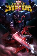 Blood and Venom from Marvel Contest of Champions 001