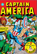 Captain America Comics Vol 1 20