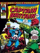 Captain Britain Vol 1 25