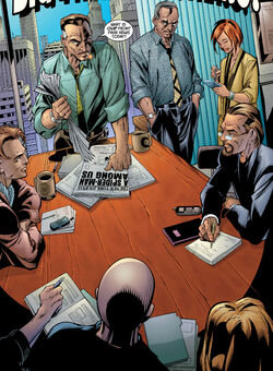 Daily Bugle (Earth-1610) from Ultimate Spider-Man Vol 1 6 0001